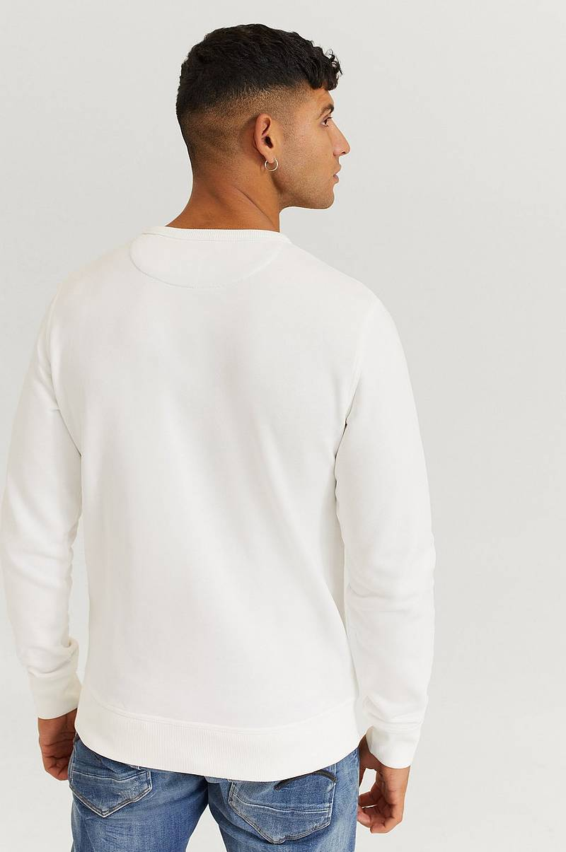 Collegepusero Archive Shield C-Neck