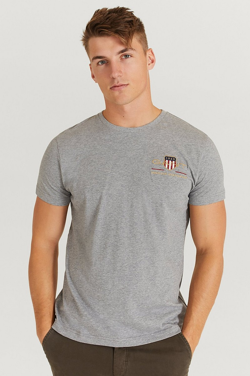 T-shirt Arcive Shield EMB SS T-Shirt