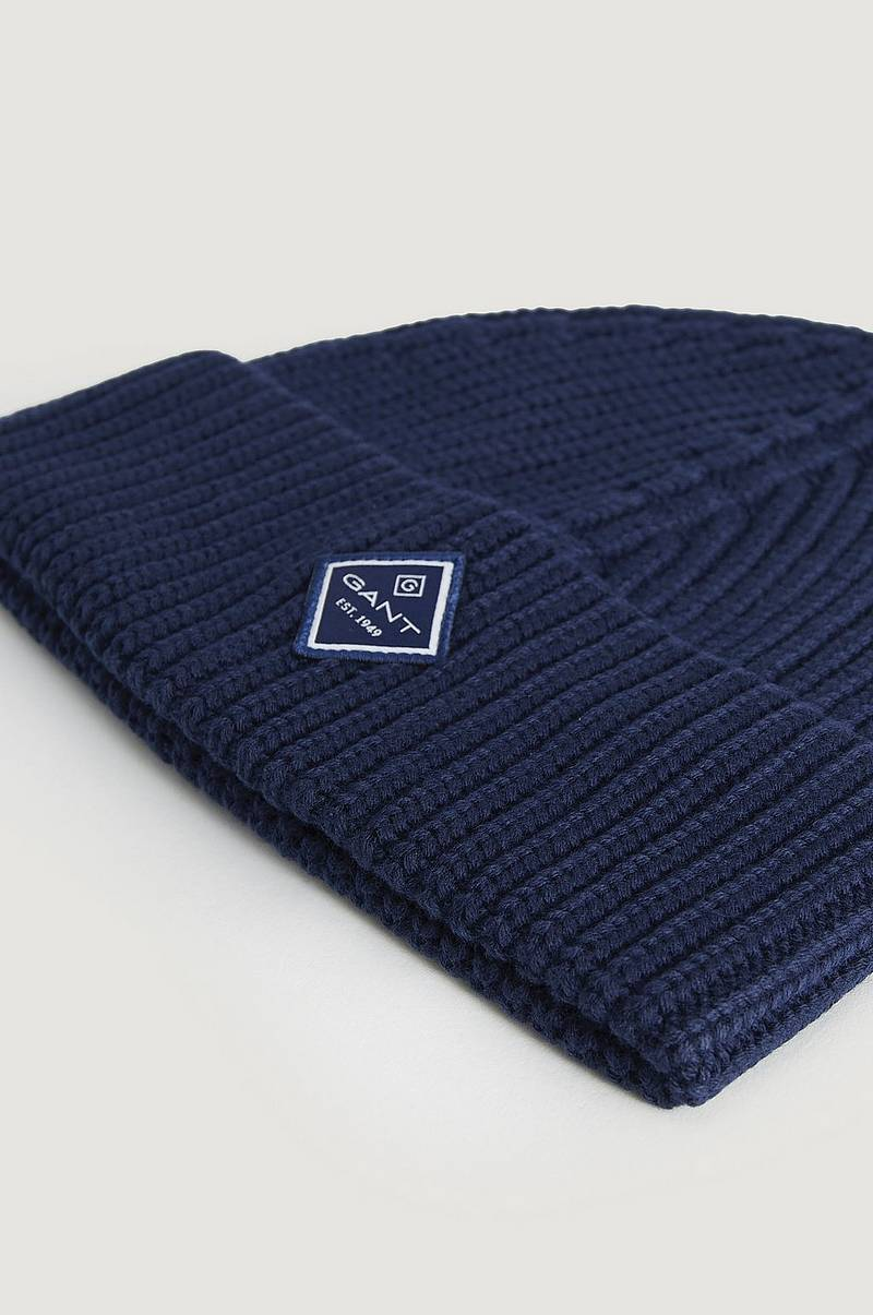 Hue Cotton Rib Hat