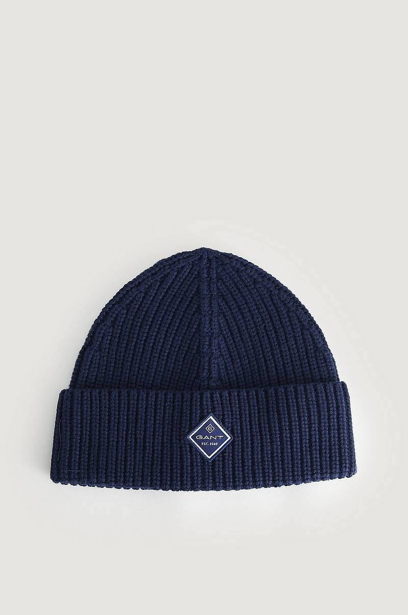 Lue Cotton Rib Hat