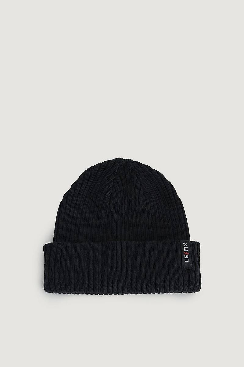 Hue Cotton Sailor Beanie
