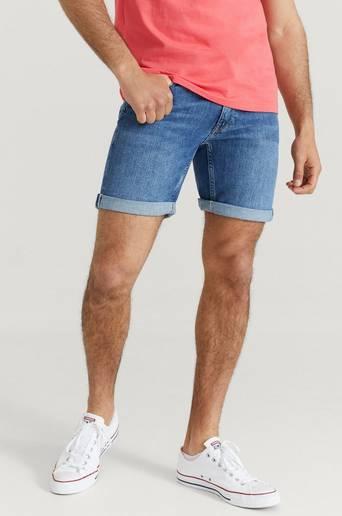 Gant Jeansshorts Jeans D1. Regular Gant Jeans Shorts Blå