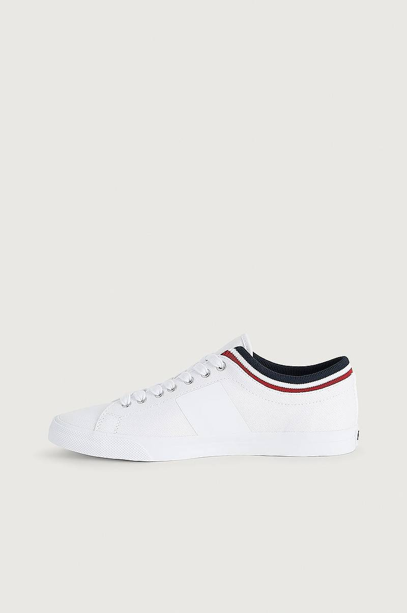 Sneakers Unders. Tip. Cuff Twill