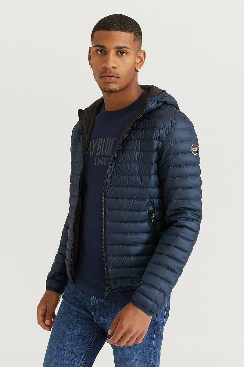 Jakke Light Down Hooded Jacket 8RQ