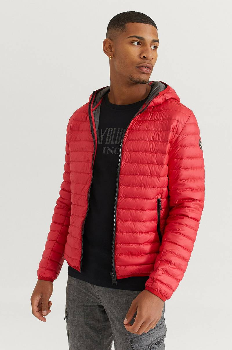 Takki Light Down Hooded Jacket 8RQ