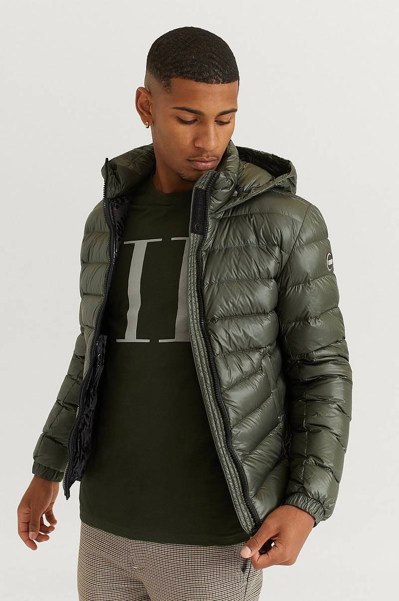 Untuvatakki Hooded Down Jacket 3TW