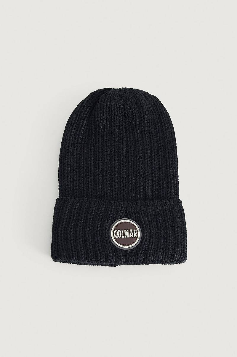 Mössa Ribbed Wool Hat
