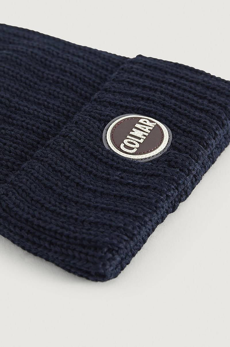 Lue Ribbed Wool Hat