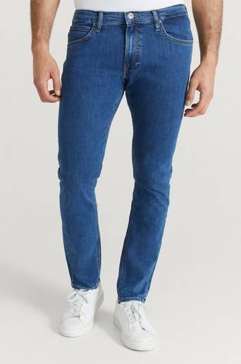 Lee Jeans Luke, slim tapered Blå