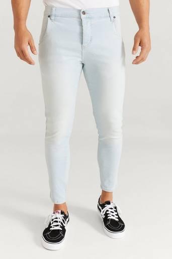 SIKSILK Jeans Skinny Denims Blå