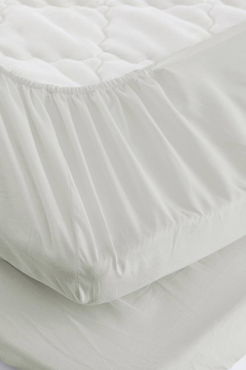 Underlakan Fitted Sheet