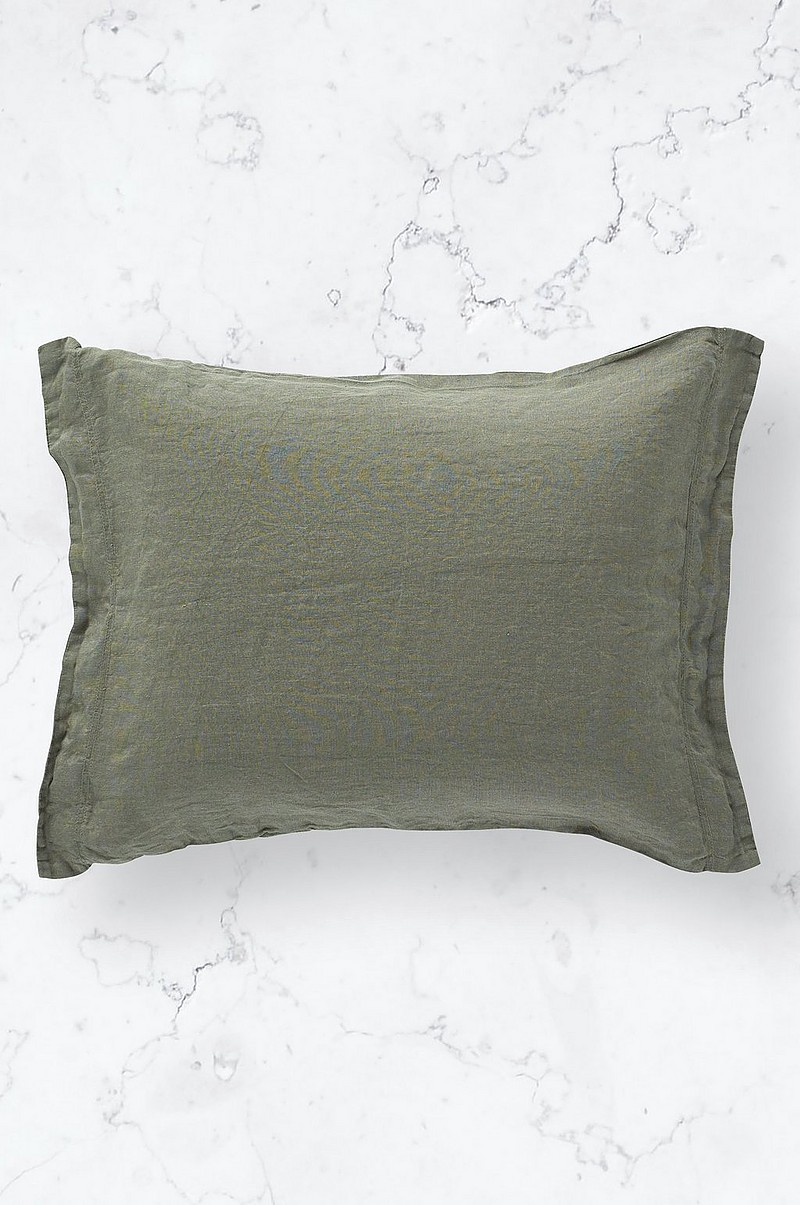 Pudebetræk Washed Linen Pillow Case