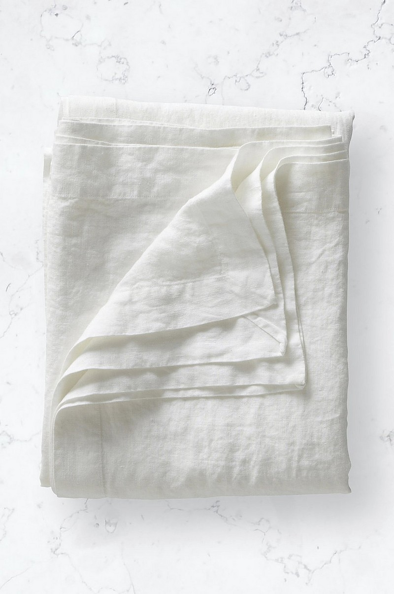 Aluslakana Washed Linen Sheet