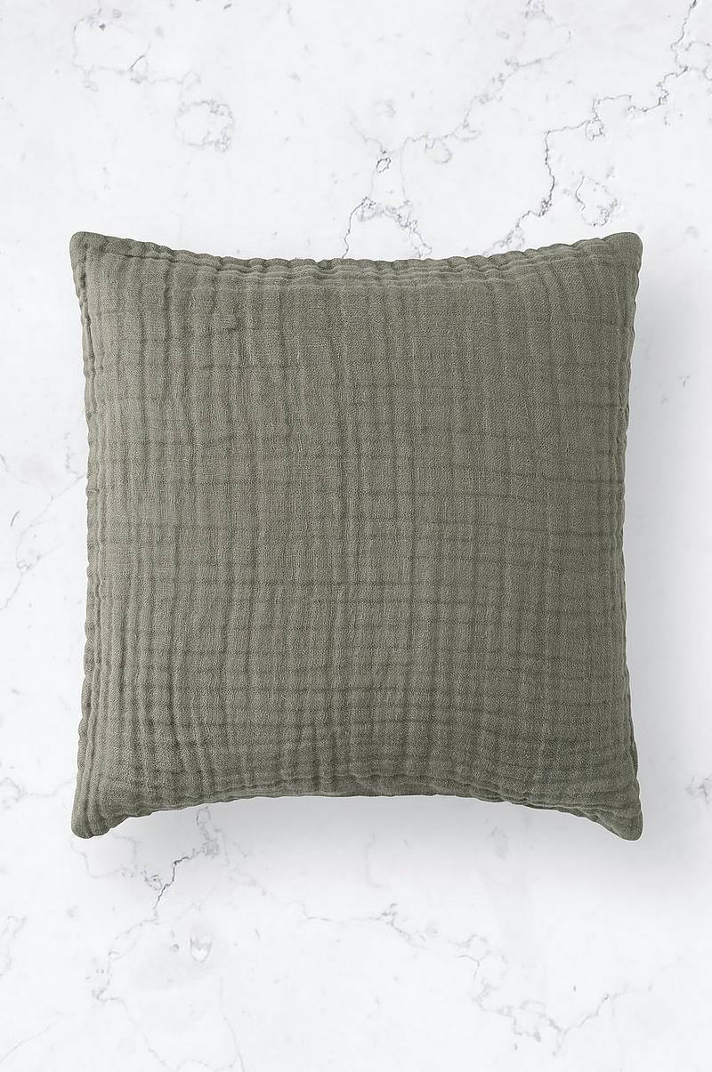 Pudebetræk Light Linen Cushion Cover