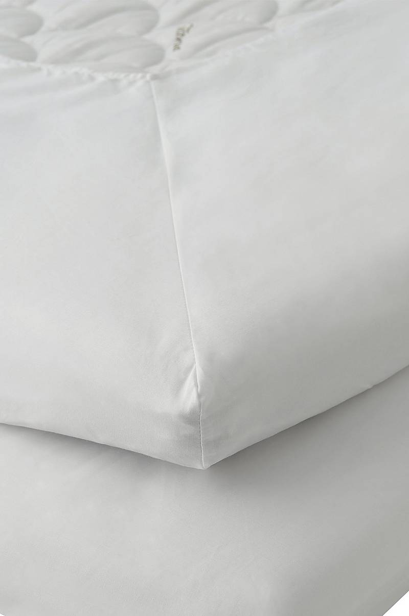 Lagen Cotton Percale Sheet