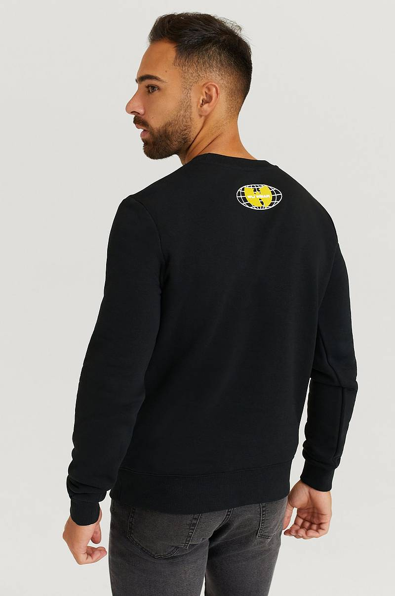 Sweatshirt Wu Tang Clan Sweater