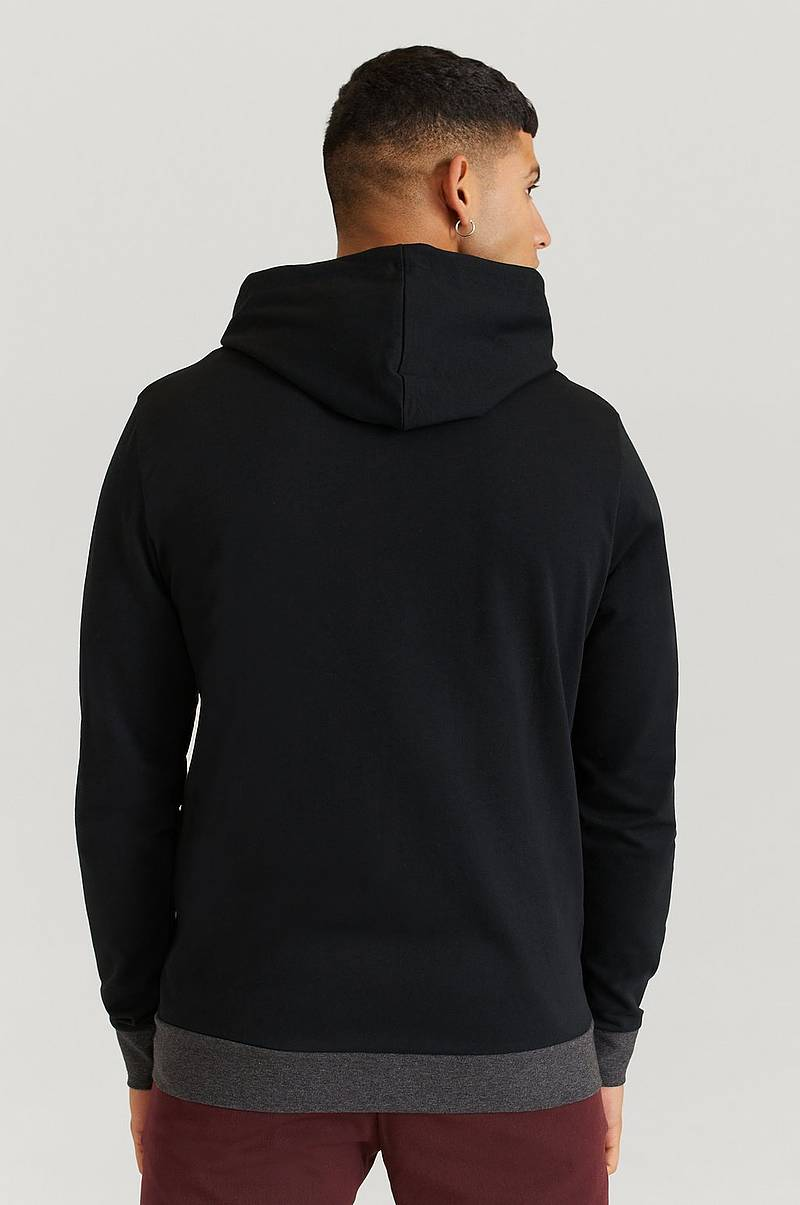 Huppari Authentic Jacket Hooded