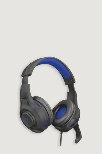 Gxt 307b Gaming Headset Ps4 Blå  Male