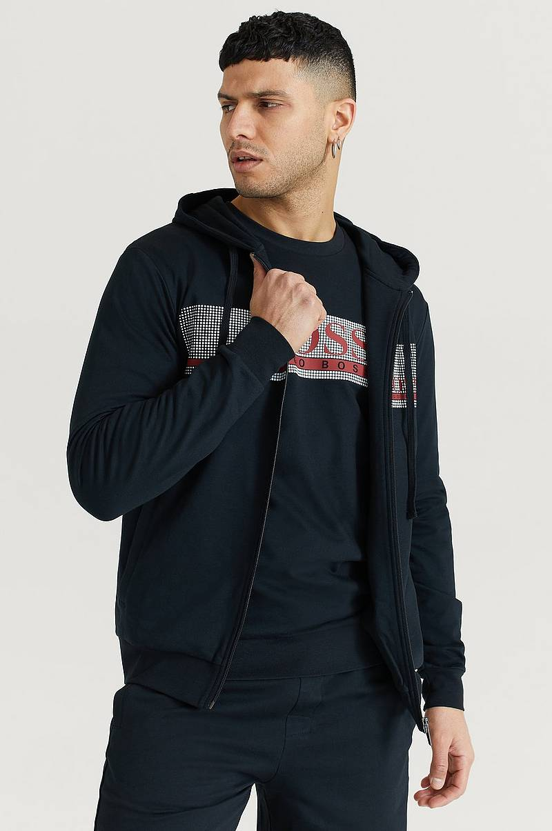 Hoodie Authentic Zip Jacket