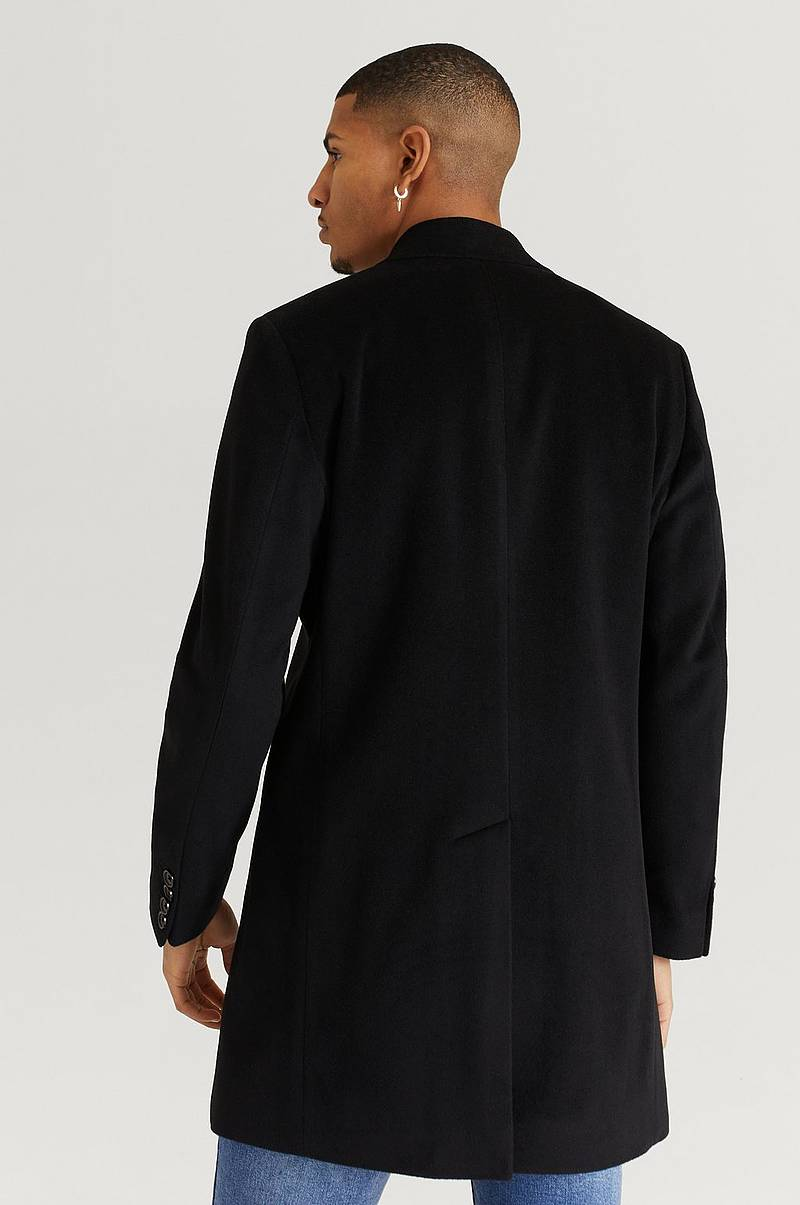 Rock Milton Cashmere Coat