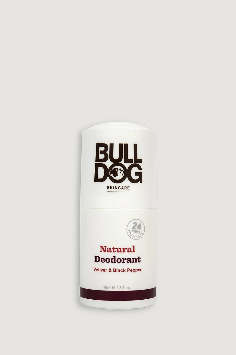 Bulldog Vetiver & Black Pepper Deodorant