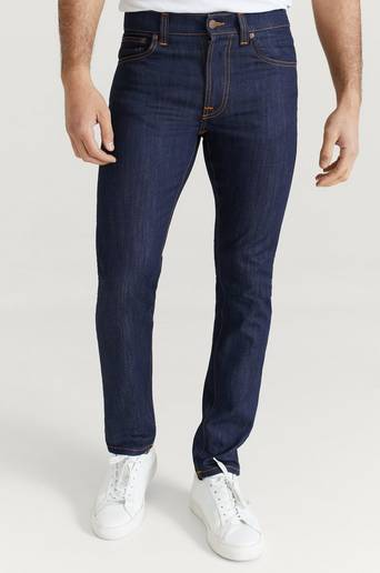 Nudie Jeans Jeans Lean Dean Natur