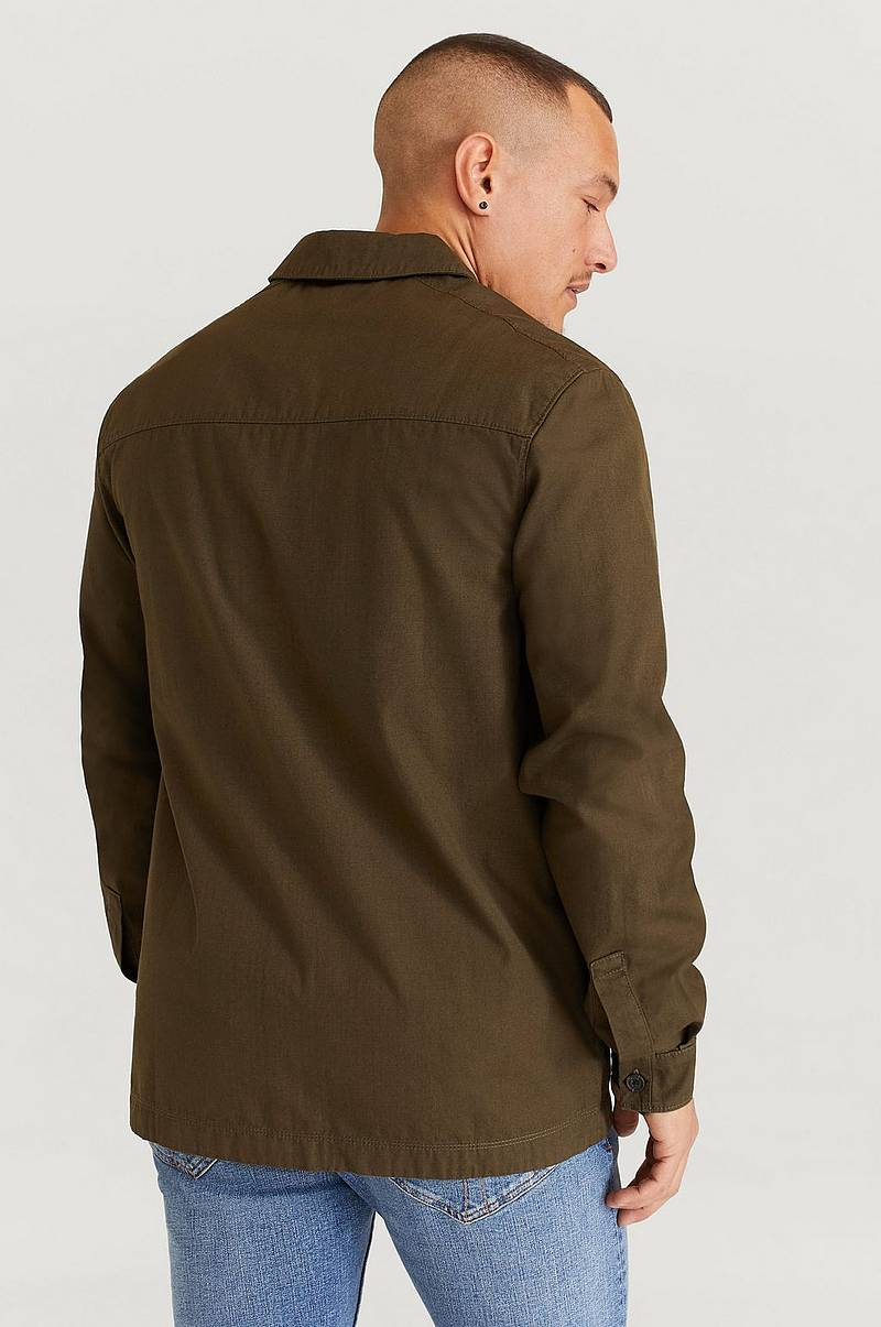 Overshirt Cotton Ripstop overshirt
