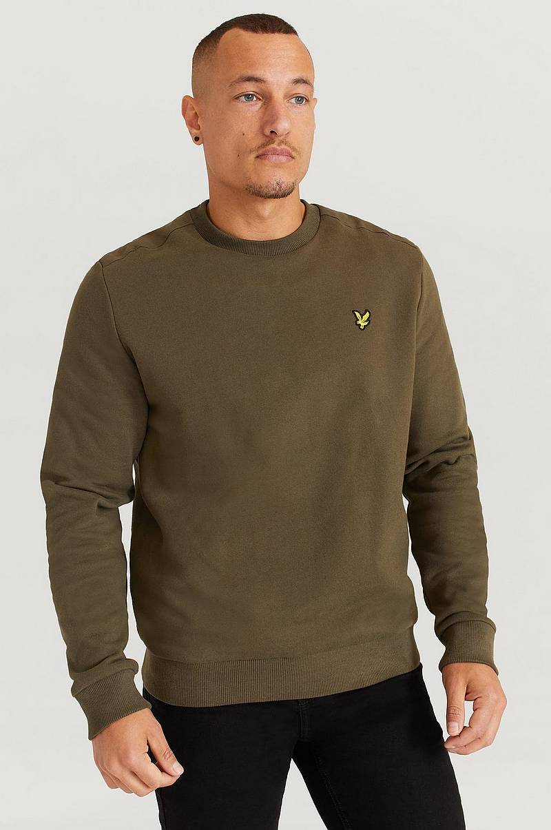 Sweatshirt Ripstop Panel Sweatshirt
