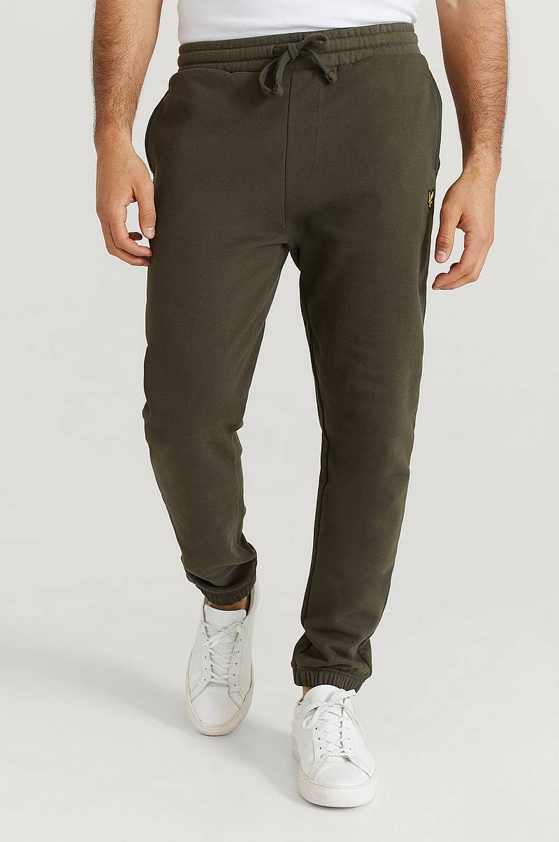 Joggingbukser Double Brush Relaxed Track Pant