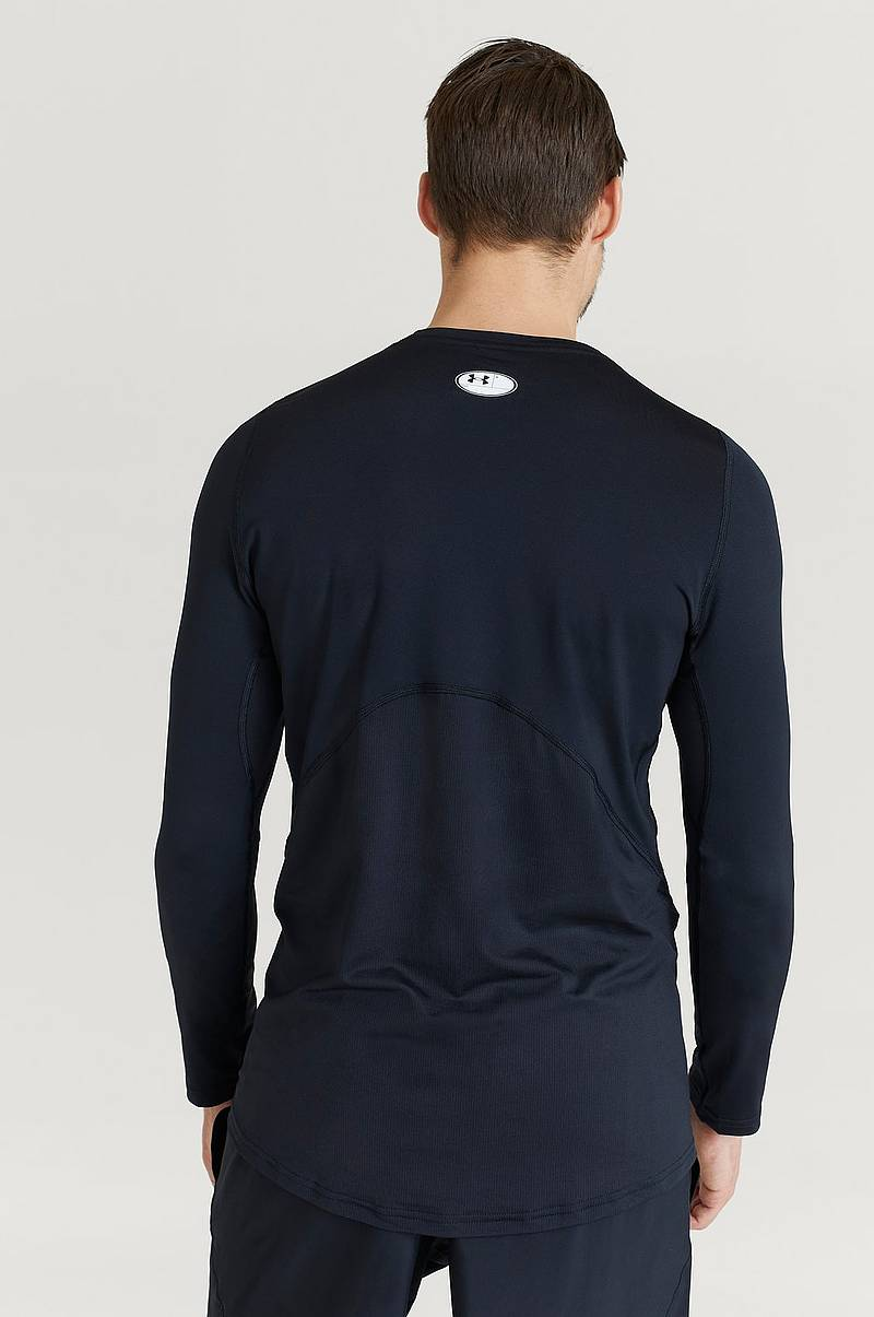 Langærmet t-shirt UA HG Armour Fitted LS