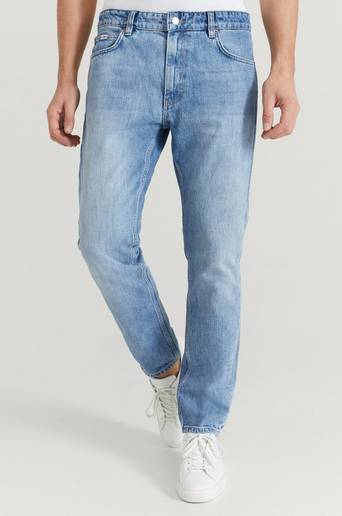 Just Junkies Jeans Mag Quan Blue Blå