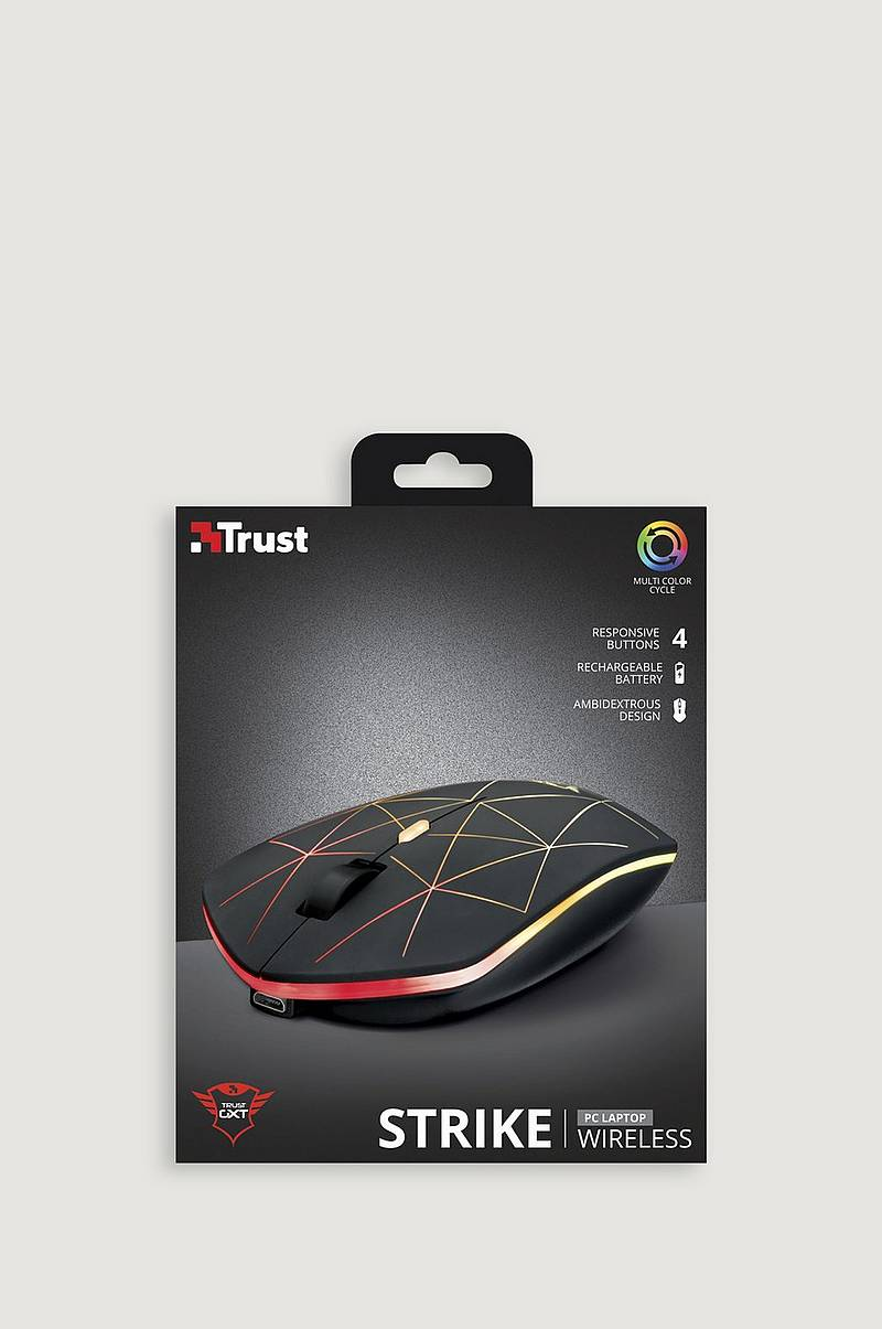 Gamingmus GXT 117 Strike Wireless Mouse