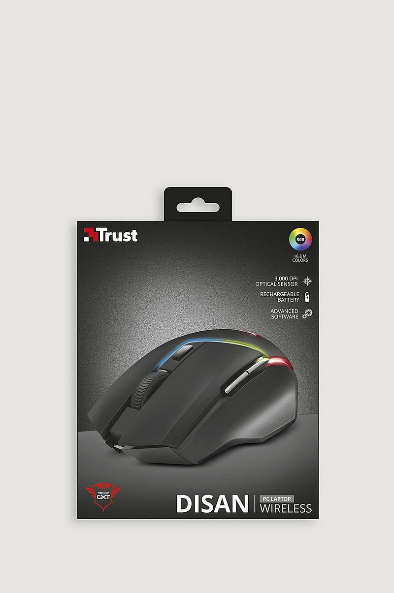 Trådløs Mus GXT 161 Disan Wireless Mouse