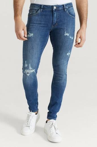 GABBA Jeans Iki K3939 Jeans Blå