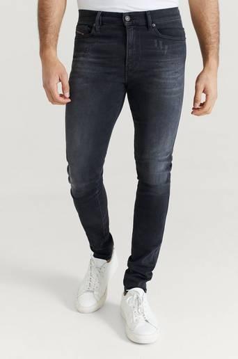 Diesel Jeans D-Istort-X Trousers Svart