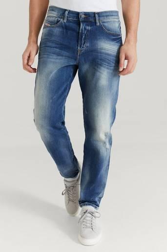 Diesel Jeans D-fining Tapered Blå