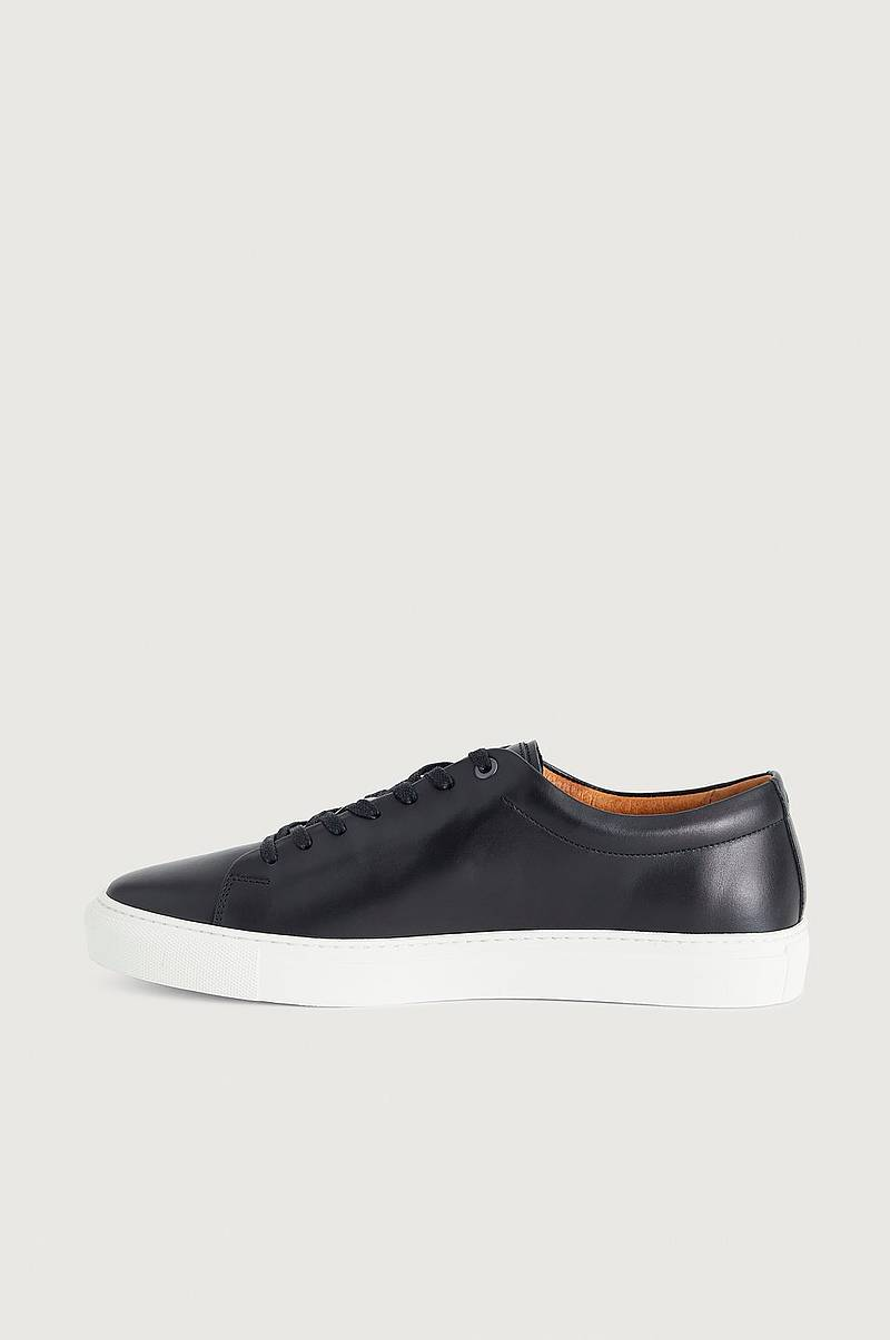 Sneakers Martin 11187A-4838AM Black Leather