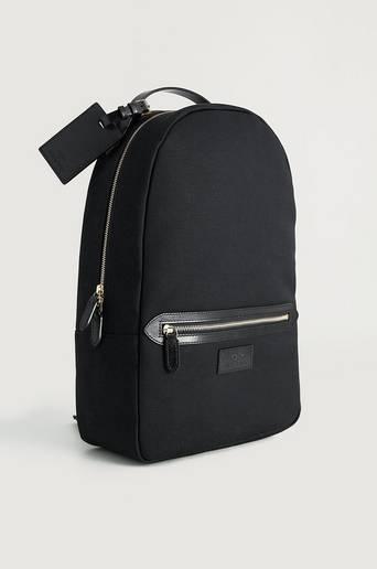 Polo Ralph Lauren Ryggsäck Canvas Backpack Svart