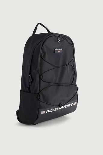 Polo Ralph Lauren Ryggsäck Polo Sport Backpack Svart