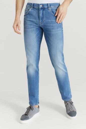 J.Lindeberg Jeans Jay Active Indigo Jeans Blå