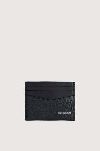 Calvin Klein Korthållare 6CC Cardcase Svart