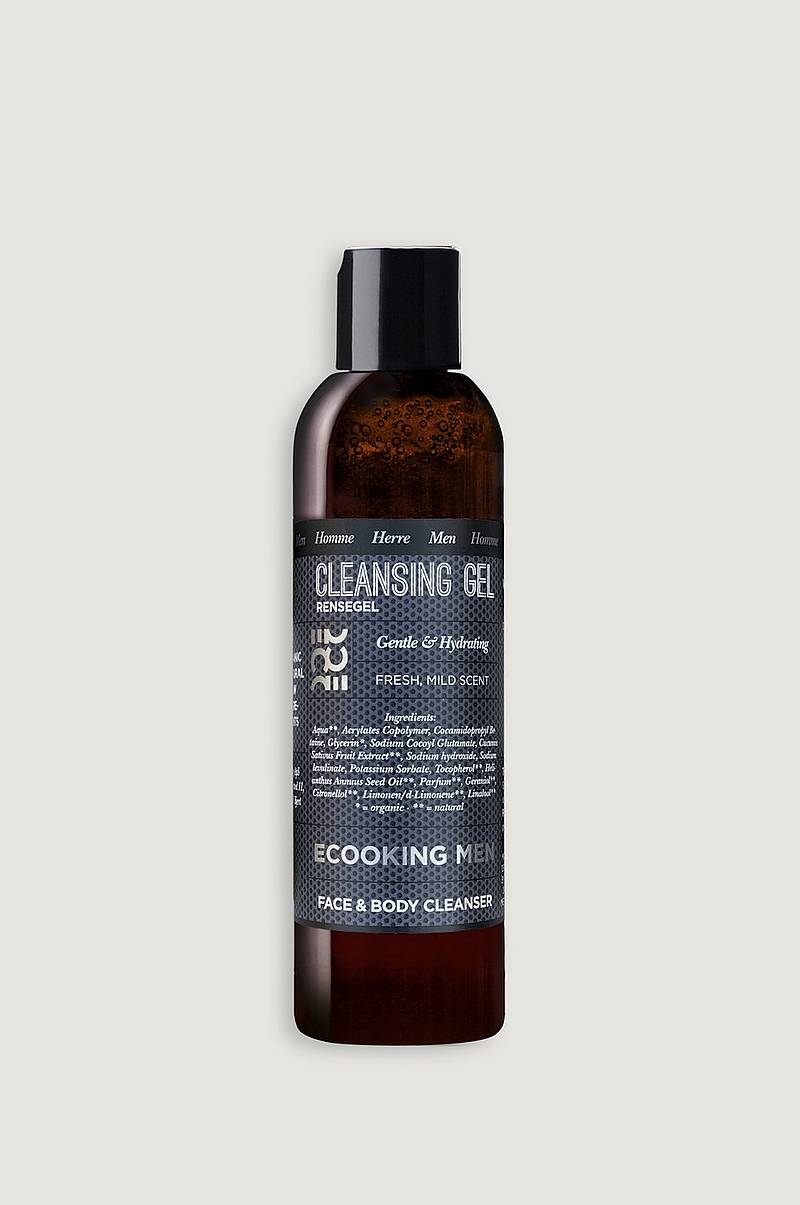 Ecooking Men Cleansing Gel 200ml