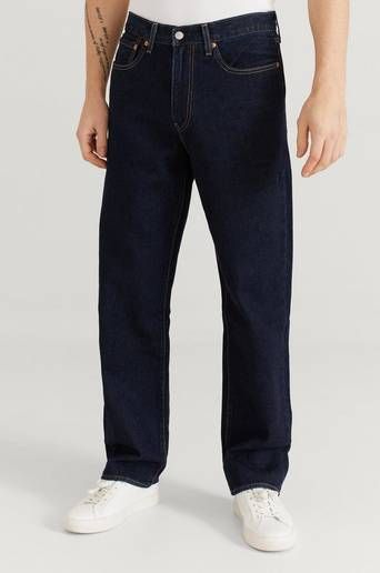 Levi's Jeans Stay Loose Denim Spotted Road Blå