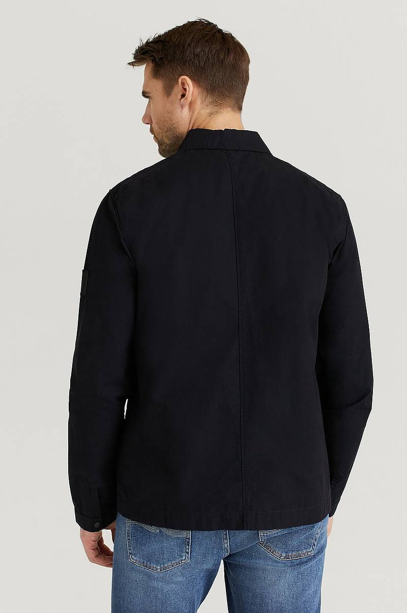 Paitatakki Zip Through Overshirt