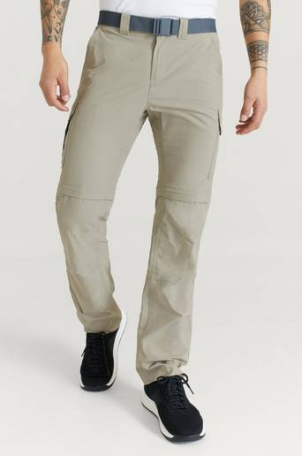 Columbia Bukse Silver Ridge™ Ii Convertible Pant Brun  Male Brun
