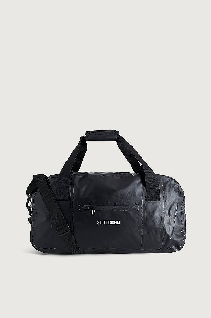 Weekendbag Rain Packer Black