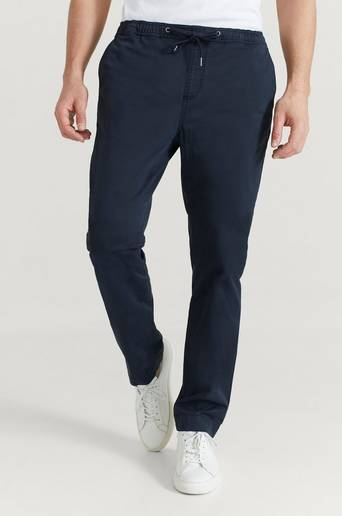 Morris Byxor Winward Pants Blå