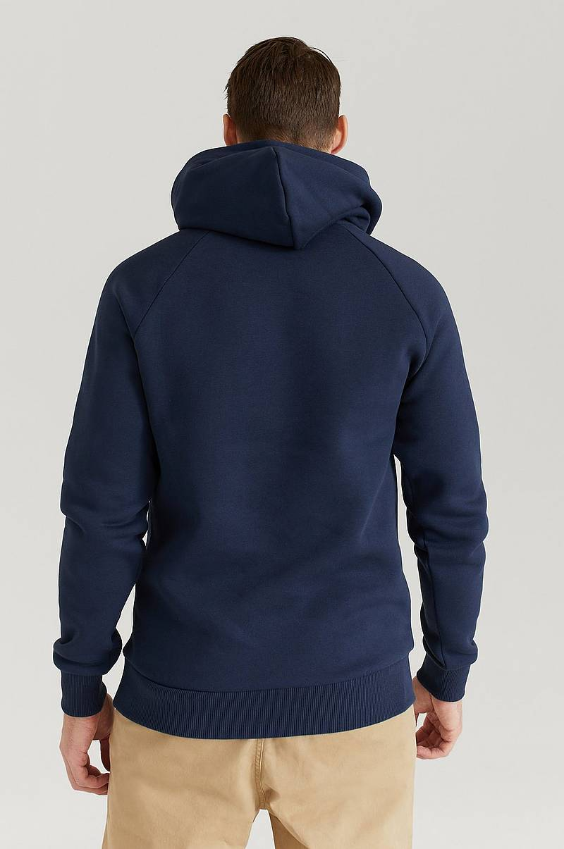 Huppari M Original Hood-BLUE SHADOW