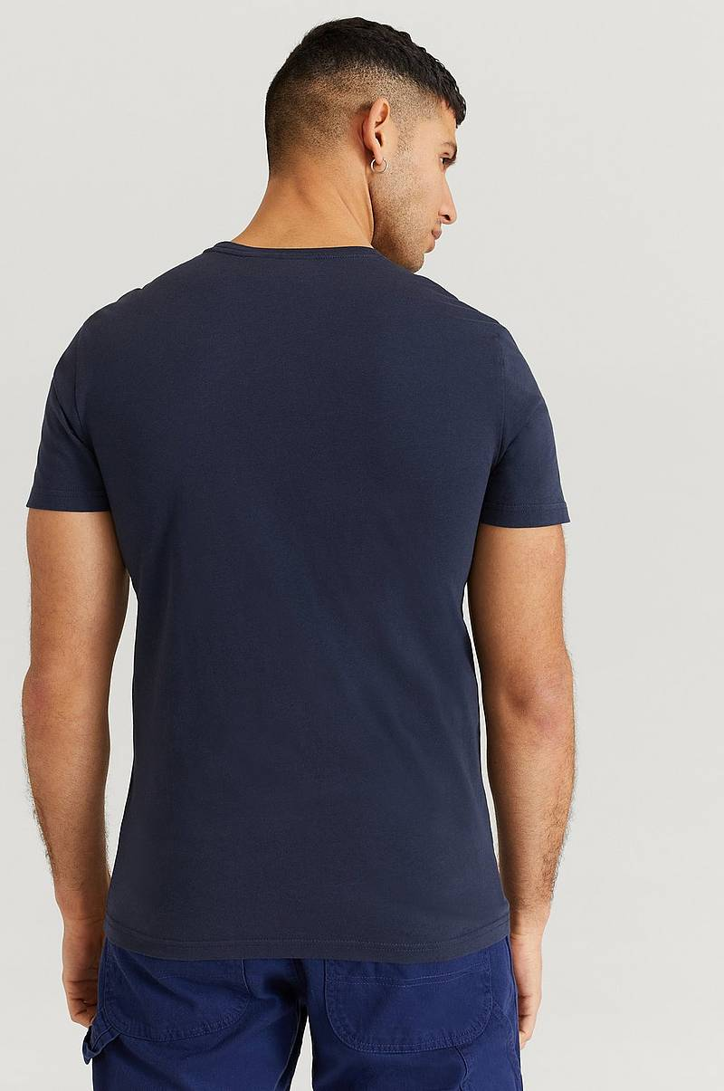 T-paita M Original Tee-BLUE SHADOW