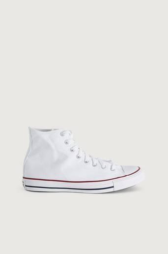 Converse Sneakers Chuck Taylor All Star High Hvit  Male Hvit